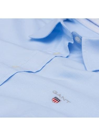 Gant Uzun Kollu Gömlek Mavi